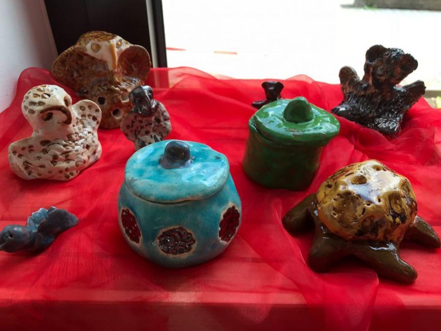 Keramik-Ausstellung