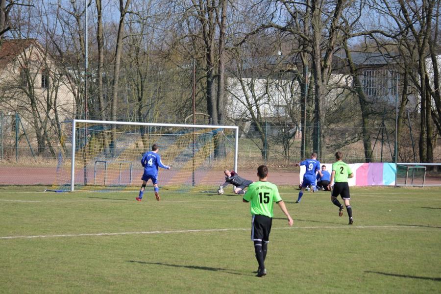 TSV 1898 Oppurg - SG LSV 49 Oettersdorf