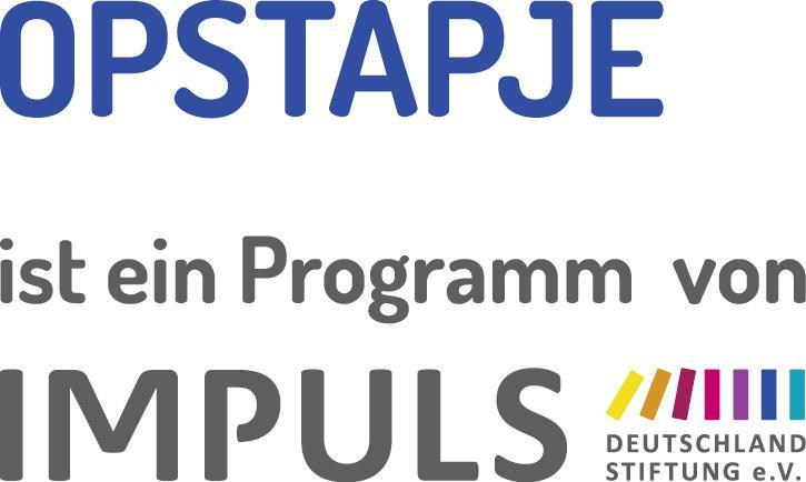 Opstapje Logo