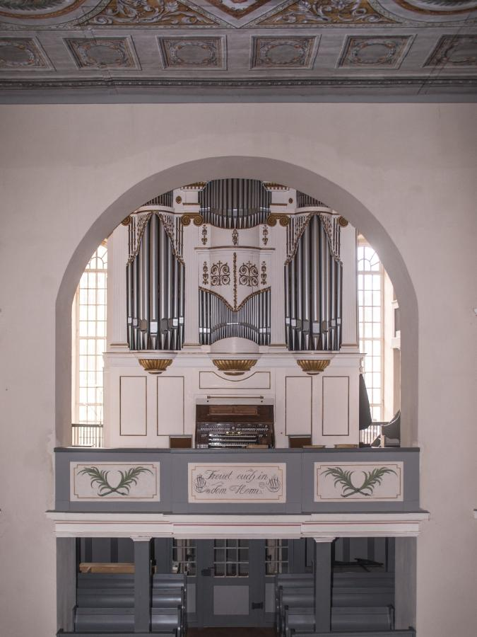 Rühlmann-Orgel Bad Düben
