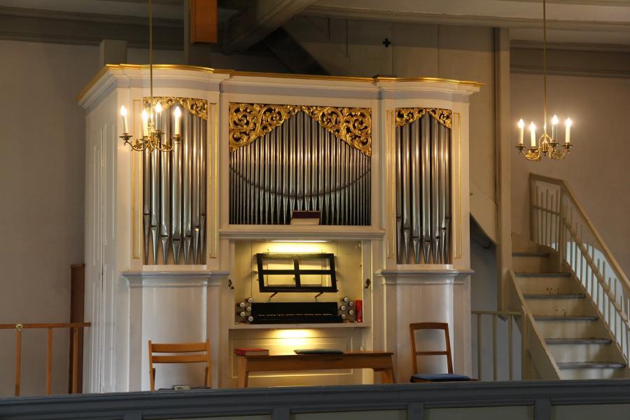 K - Orgel MLK