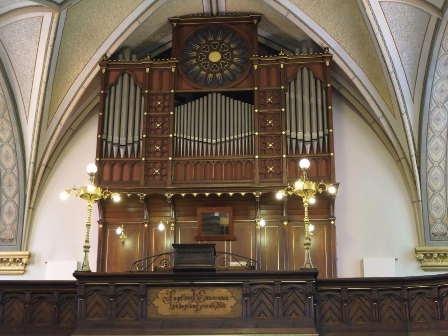 Schmeisser Orgel Niederwürschnitz