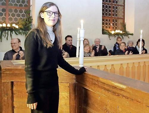 Orgelkonzert im Kerzenschein 2015