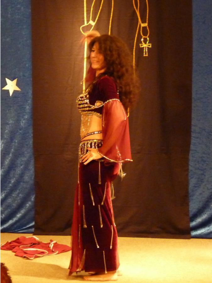 Orientalischer Tanz 03