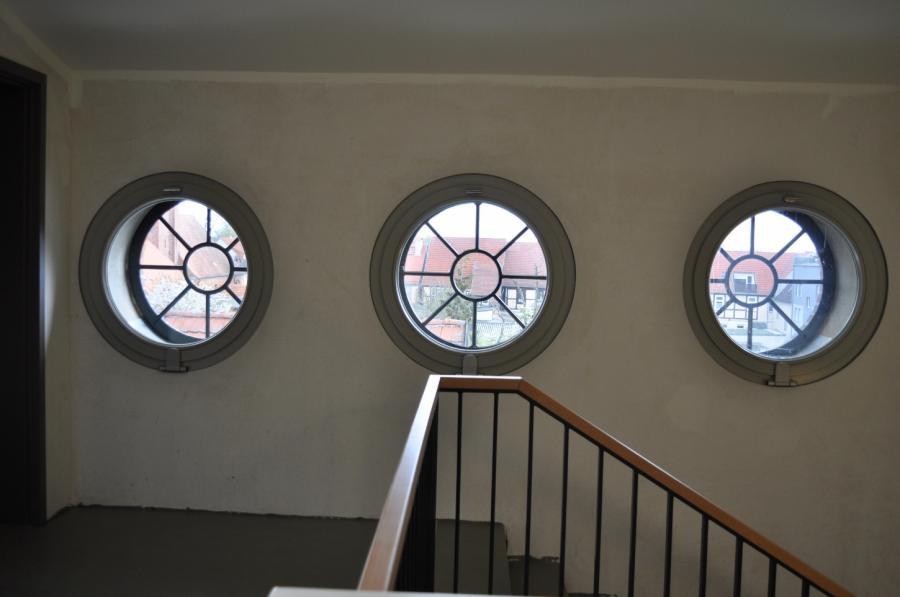 Fenster Hausflur