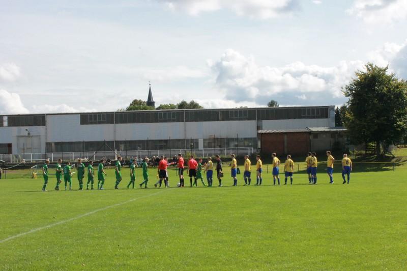SG LSV 49 Oettersdorf - FSV Orlatal