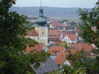 Ortsbild von Königstein
