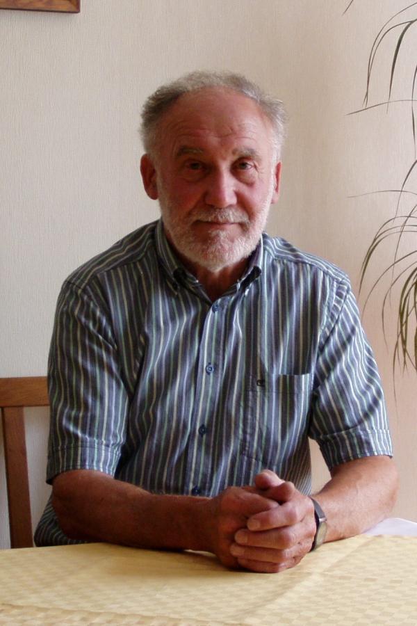 Ortsbürgermeister Karl-Heinz Bleser
