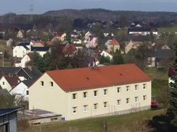 Ortskern von Dittersbach
