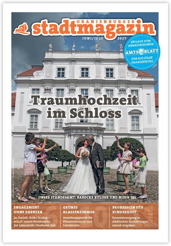 Titel Stadtmagazin Juni 2017
