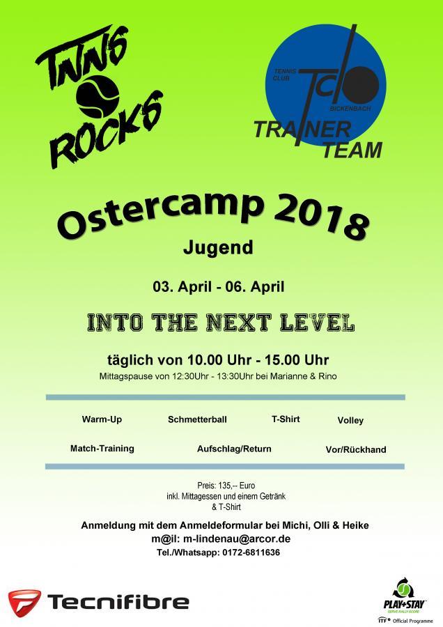 Ostercamp 2018