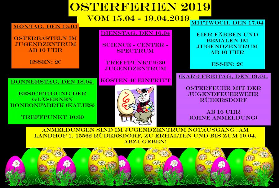 Osterferien19