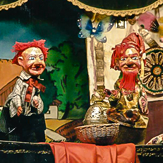 Osterfest_Puppentheater Boehmel