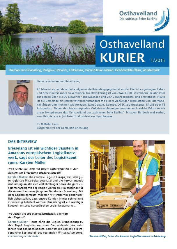 Osthavelland Kurier 1-2015