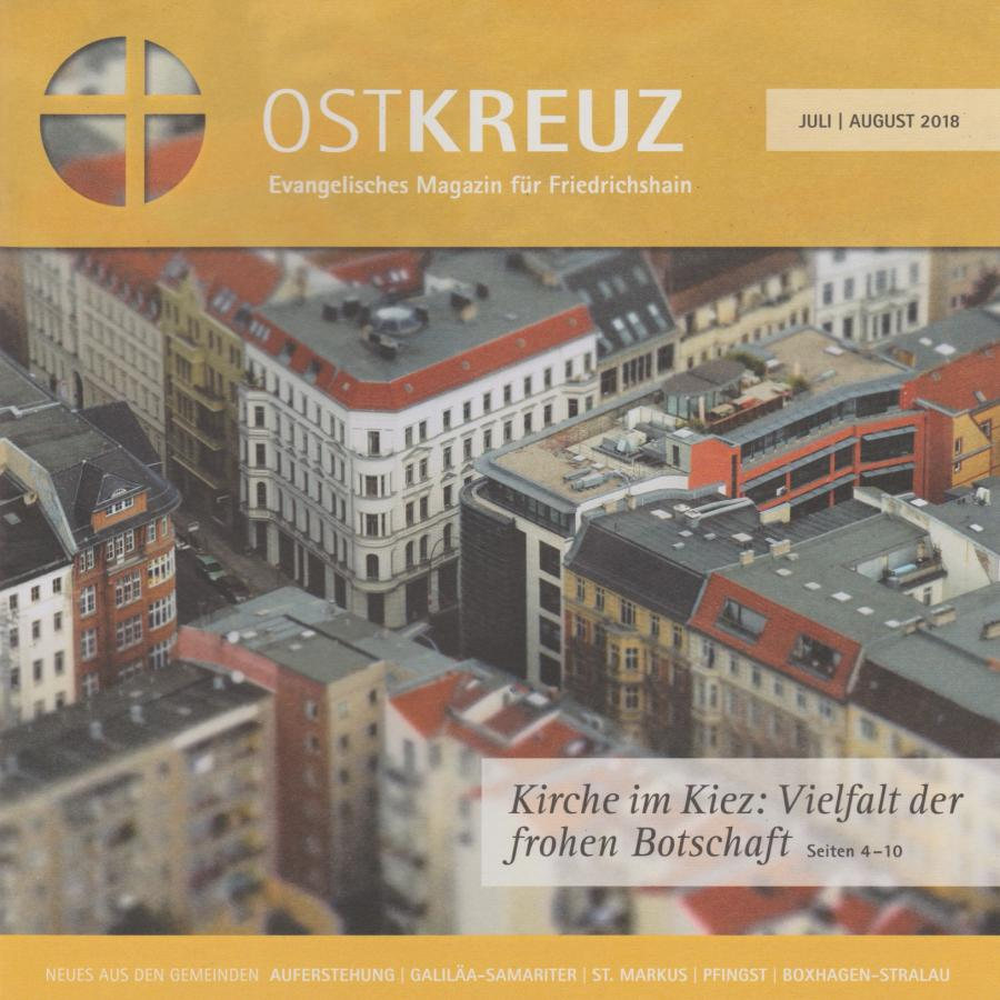 OSTKREUZ August/September 2018