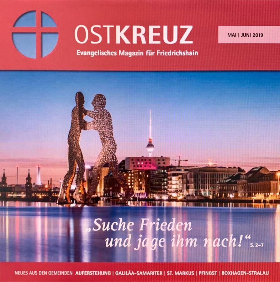 OstKREUZ,S.1 Ausgabe Mai/Juni 2019