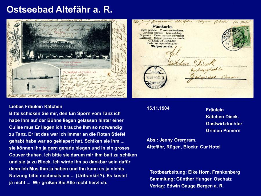 Ostseebad Altefähr