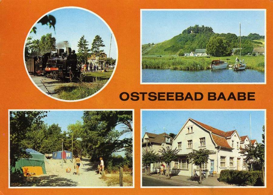 Ostseebad Baabe
