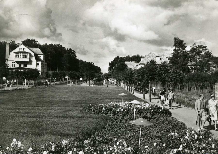 Ostseebad Baabe  (Rügen)1966