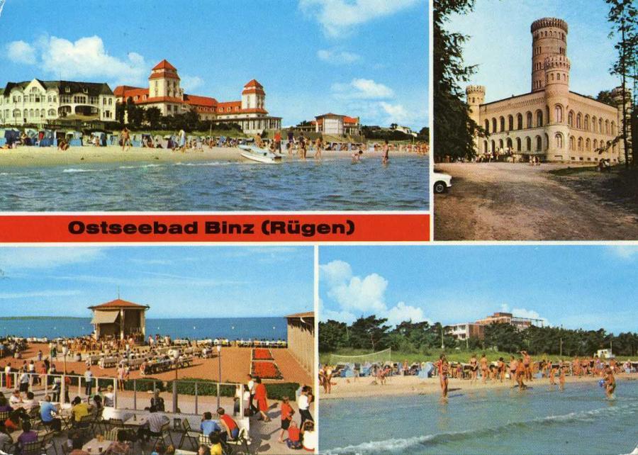 Ostseebad Binz 1978