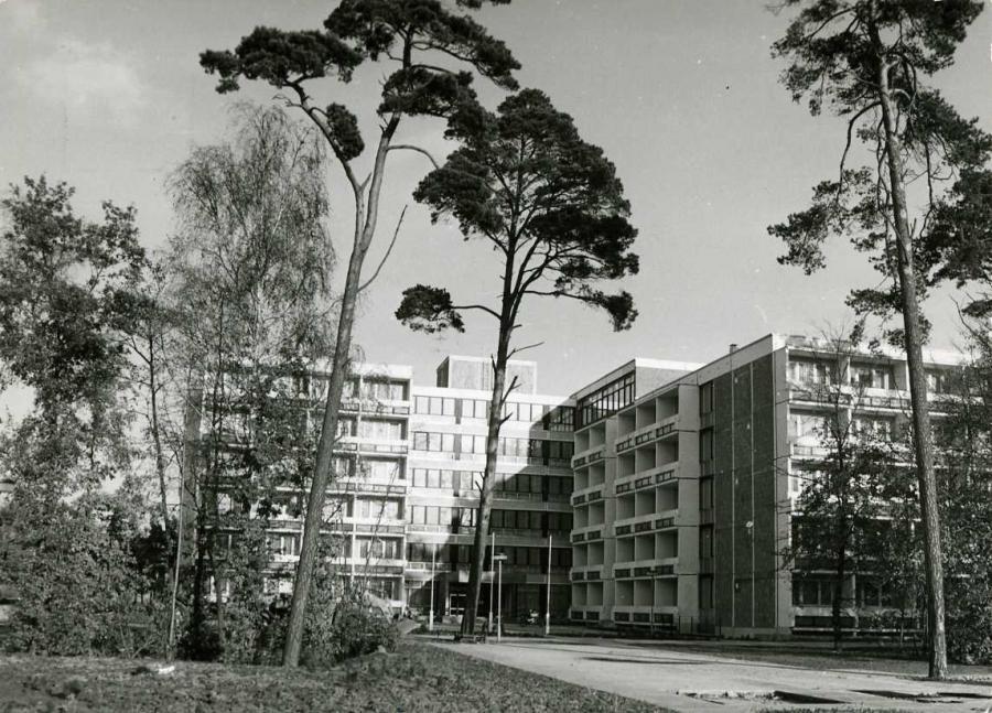 Ostseebad Binz 1979