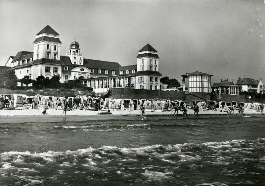 Ostseebad Binz 1985