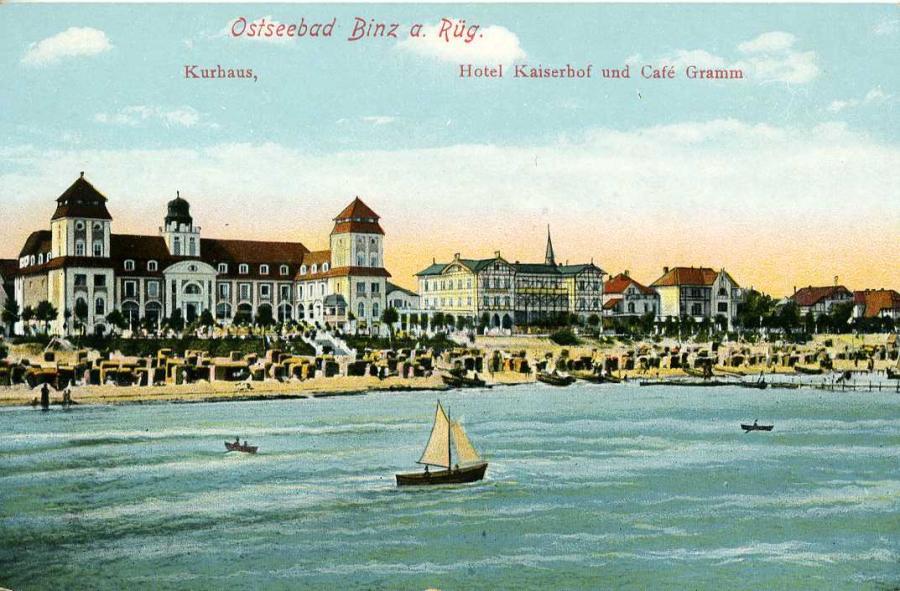 Ostseebad Binz a.Rüg.