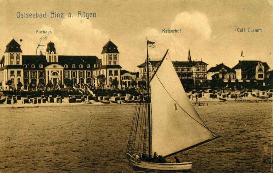 Ostseebad Binz a. Rügen