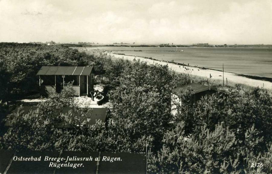 Ostseebad Breege-Juliusruh 1930