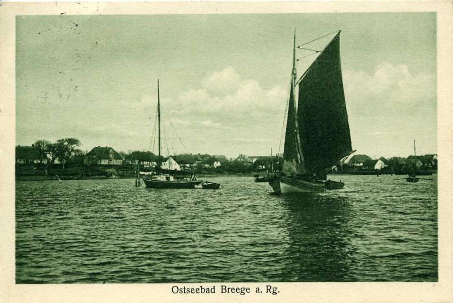 Ostseebad Breege a. Rg.