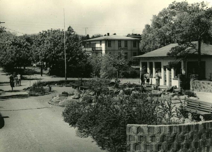 Ostseebad Breege Juliusruh 1968