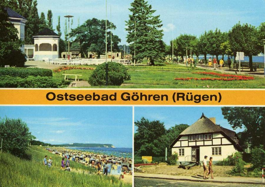 Ostseebad Göhren 1979