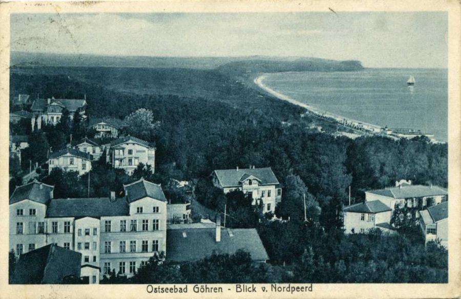 Ostseebad Göhren 1925