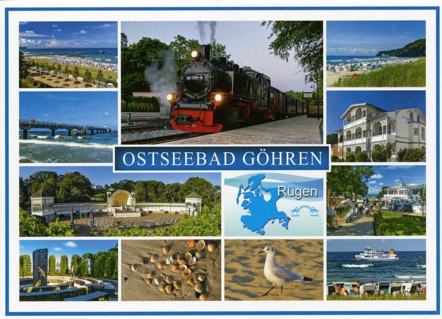 Ostseebad Göhren