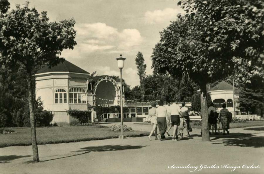 Ostseebad Göhren Musikpavillon