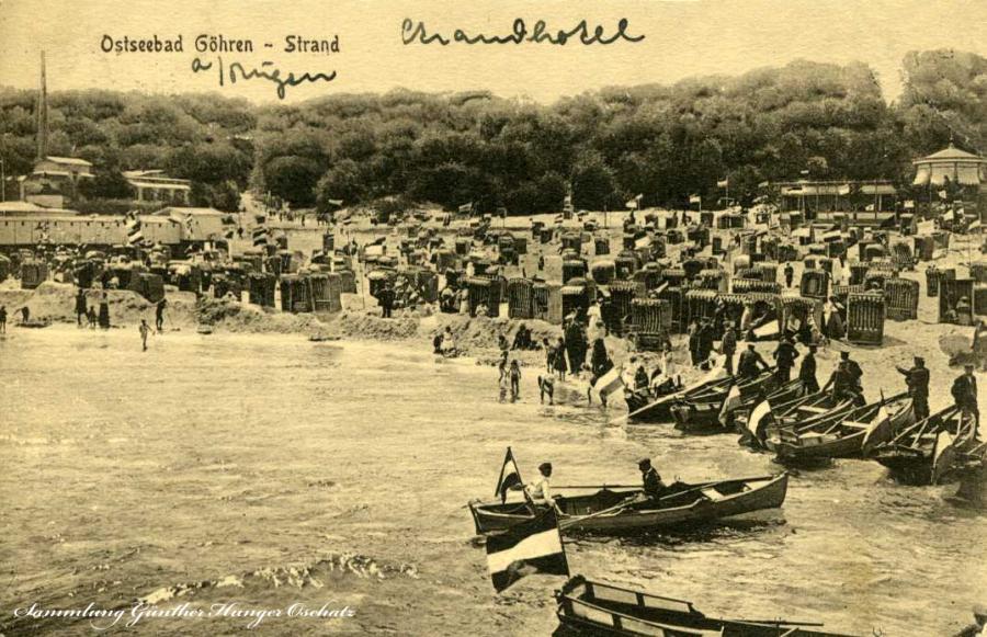 Ostseebad Göhren Strand