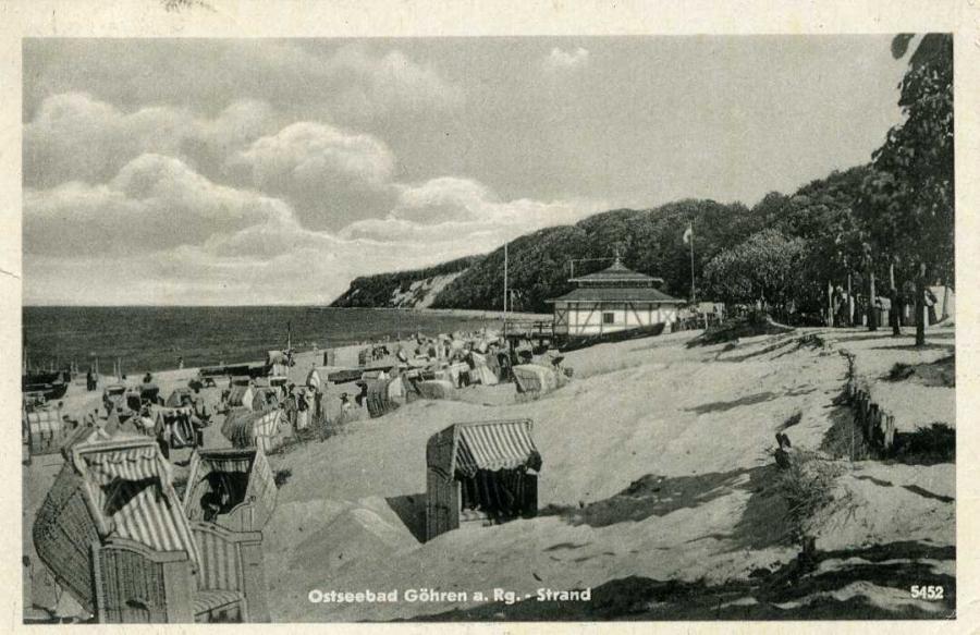 Ostseebad Göhren a. Rg. Strand