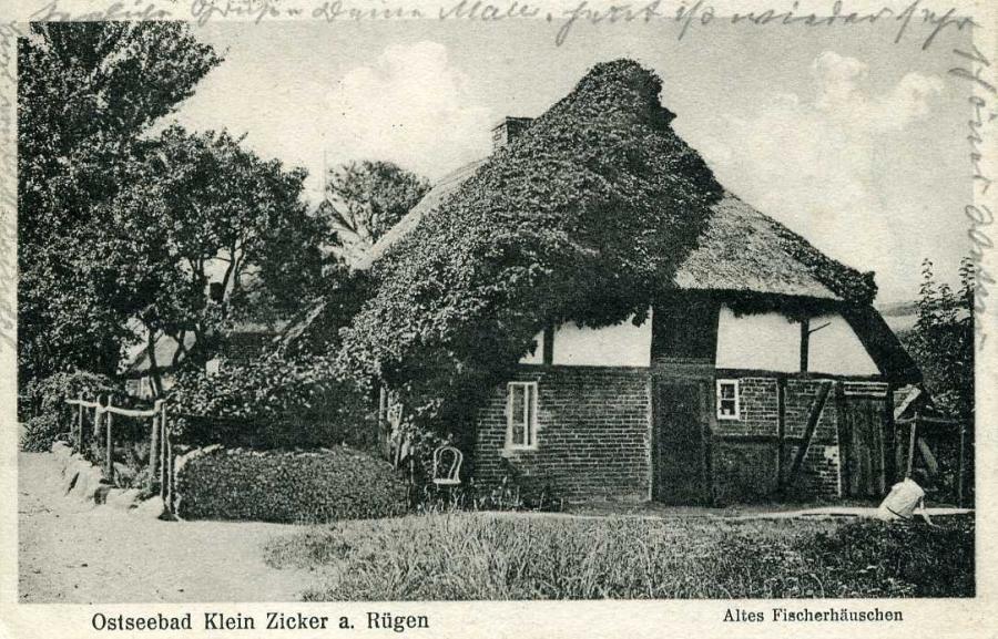 Ostseebad Klein Zicker a. Rügen 1930