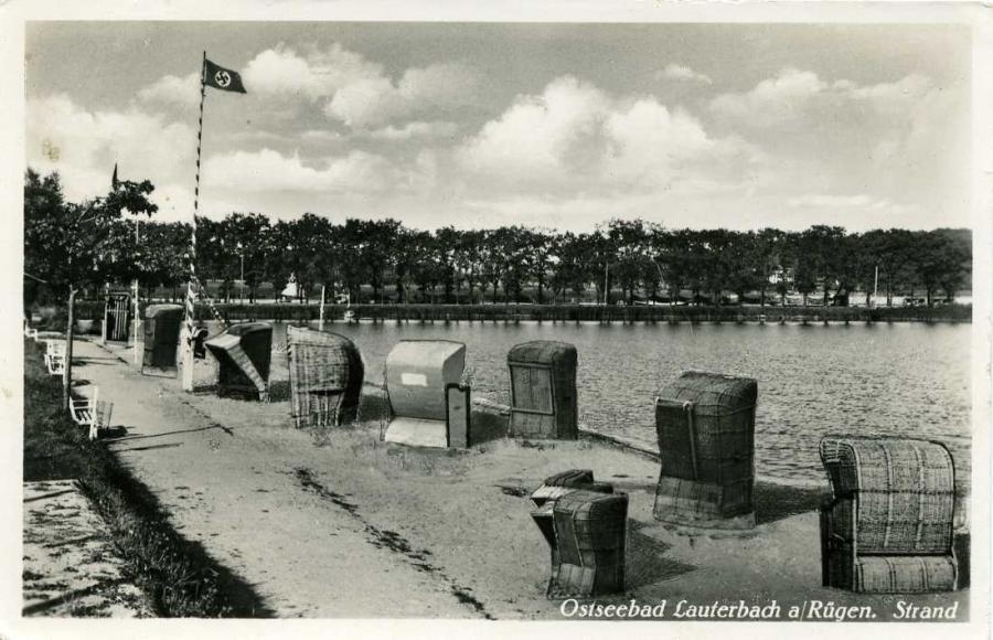 Ostseebad Lauterbach  1937