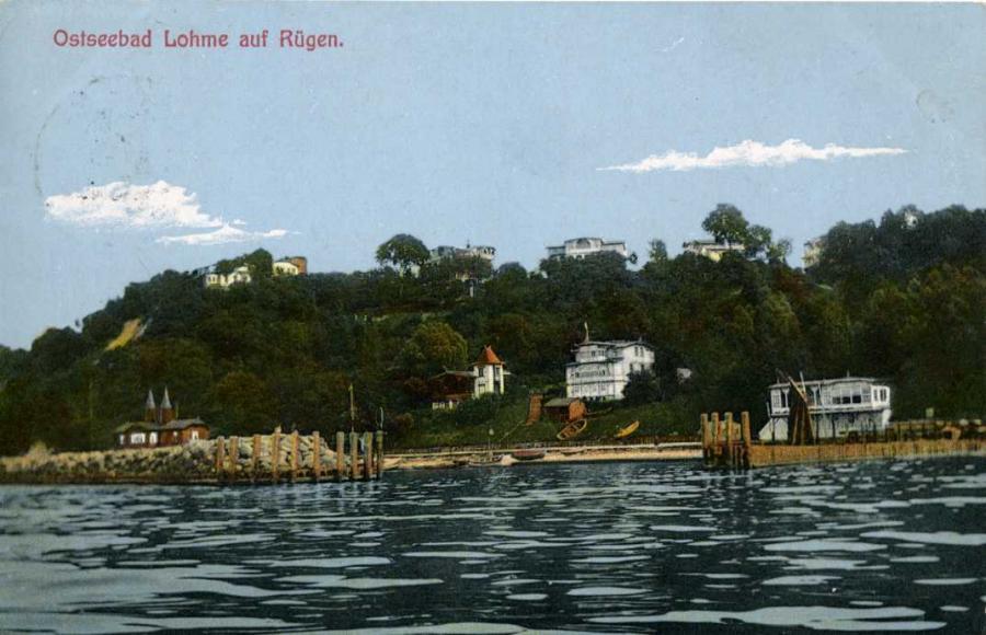 Ostseebad Lohme 1913