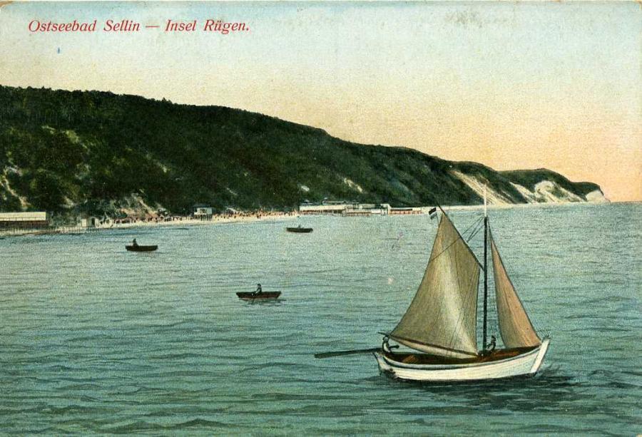 Ostseebad Sellin- Insel Rügen