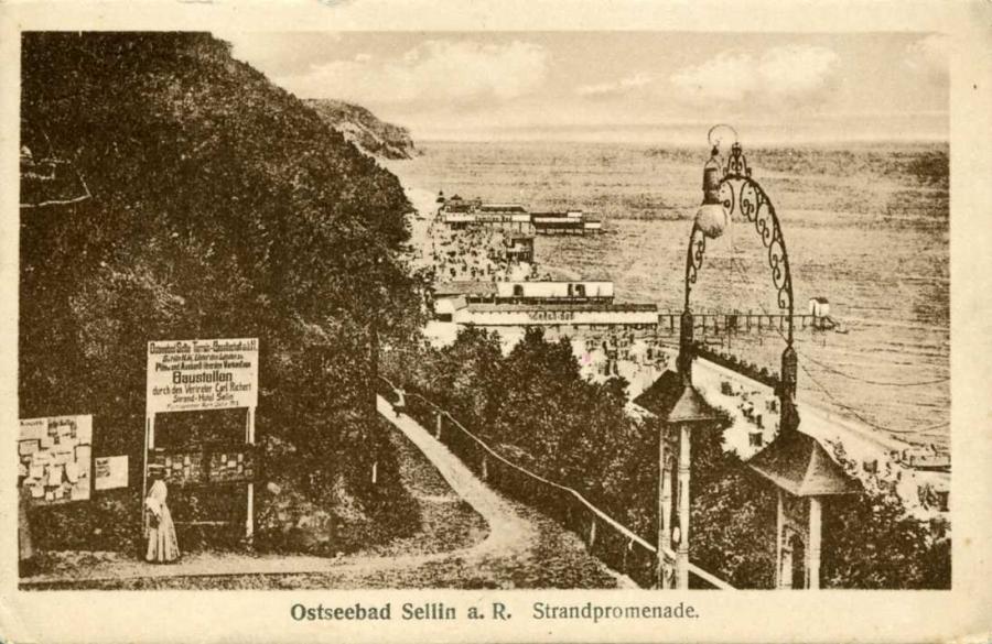 Ostseebad Sellin a.R.