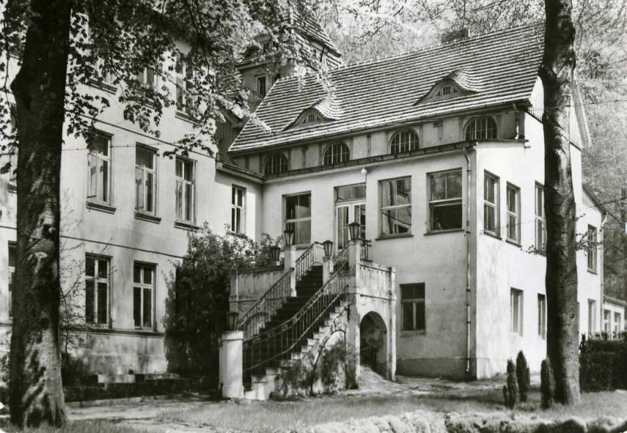 "Ostseebad Sellin FDGB-Erholungsheim ""Sellin"""