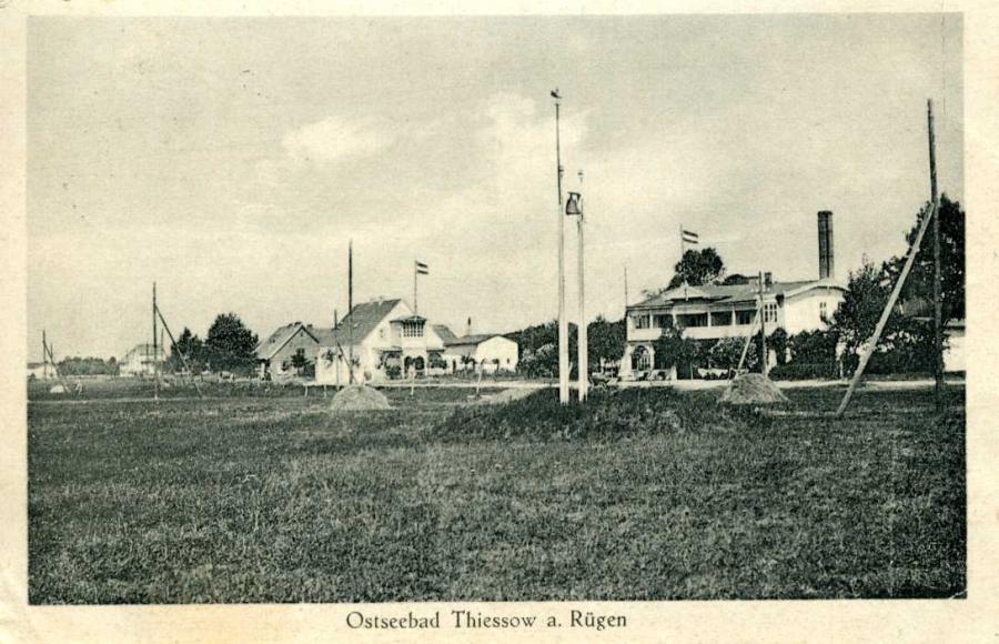 Ostseebad Thiessow a. Rügen