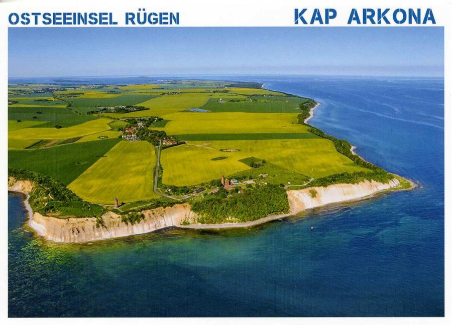 Ostseeinsel Rügen Kap Arkona