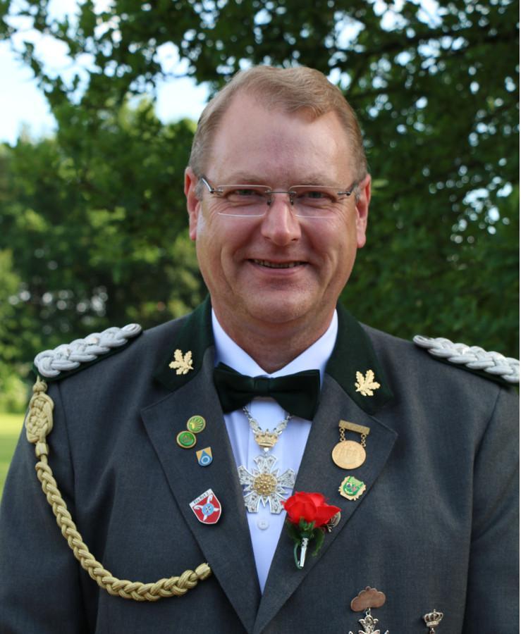Kommandeur Otto Mojen 2017