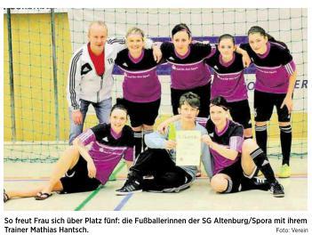 OVZ 20150121 Fussball Frauen SG Lok Spora schlagen sich achtbar Bild_page_001