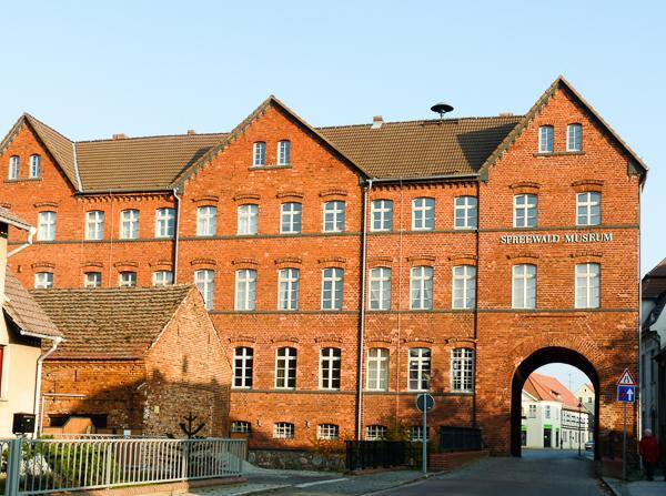 Spreewald-Museum_Torbogen_Foto:MuseumOSL
