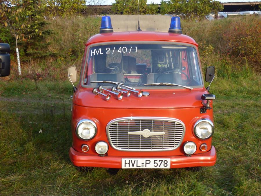 KLF B1000 Paretz