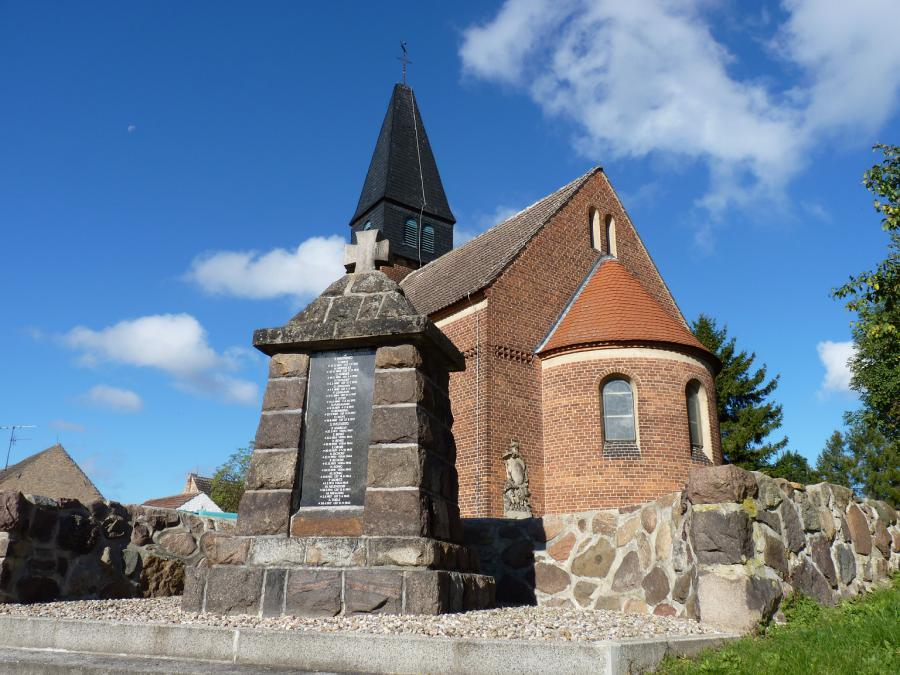 Kriegerdenkmal Lühnsdorf